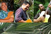 Masters of Hawaiian Music Tour featuring George Kahumoku, Jr., Nathan Aweau & Kawika Kahiapo
