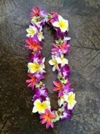 Fresh Flower Lei Workshop