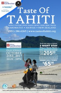 Taste of Tahiti