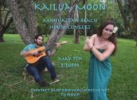 Manhattan Beach House Concert: Kailua Moon