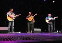 Masters of Hawaiian Music Tour, featuring George Kahumoku, Jr., Nathan Aweau & Kawika Kahiapo