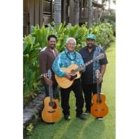 Masters of Hawaiian Music Tour, featuring George Kahumoku, Jr., Kawika Kahiapo & Nathan Aweau
