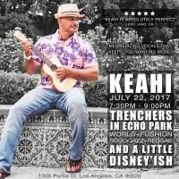 Keahi Jammin' @ Trencher