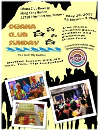 Ohana Club Sunday