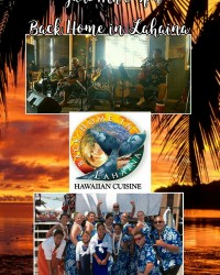 KPoly Ohana Entertainment at Back Home In Lahaina