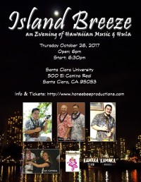 Island Breeze - An Evening of Hawaiian Music & Hula