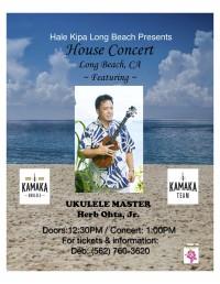House Concert w/ Herb Ohta Jr.