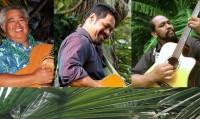 Masters of Hawaiian Music Tour featuring George Kahumoku, Jr., Kawika Kahiapo & Nathan Aweau