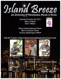 Island Breeze - An Evening of Hawaiian Music & Dance