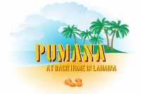 Pumana at Back Home in Lahaina Restaurant