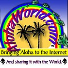 AlohaWorld Facebook Logo