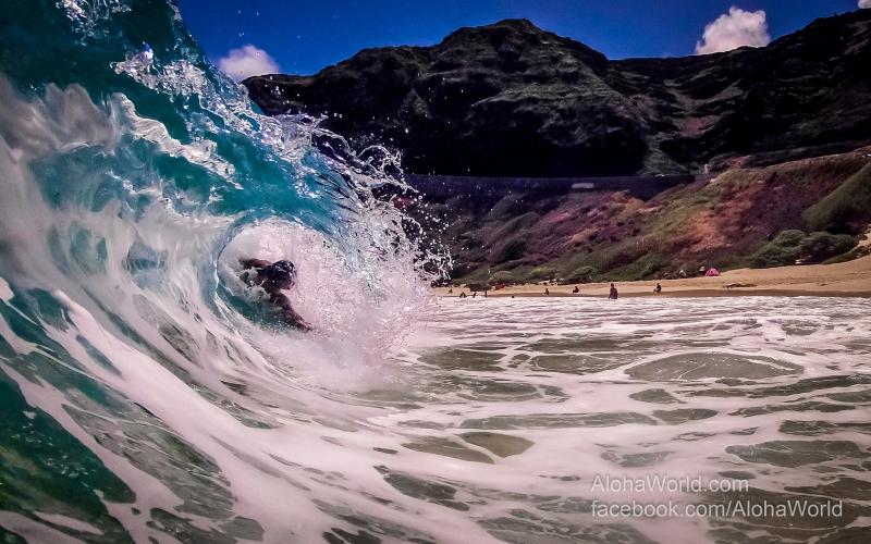 Makapuu Wave