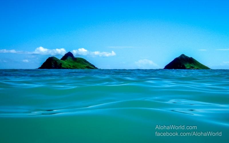 Mokuleia Island