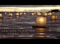 Lantern Floating Hawaii 2015