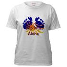 SlipIntoAlohaWomensT-Shirt
